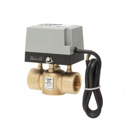Зональный клапан с электроприводом ZRS224, арт. 43122100