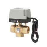 Зональный клапан с электроприводом Esbe ZRS234, арт. 43123100