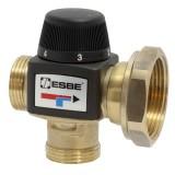 Термостатический смесительный клапан Esbe VTA377, арт. 31200200, накидная гайка и Наружная резьба