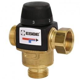 Термостатический смесительный клапан Esbe VTA378, арт. 31200300, Накидная гайка насоса и Наружная резьба