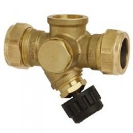 Комбинированный клапан Esbe АVMA200-15-2.5